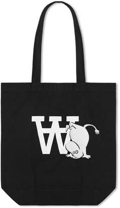 Wood Wood x Moomin Desi Tote Bag