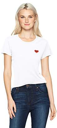 Obey Women's Lonely Hearts Babydoll Tee