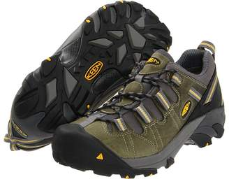 Keen Detroit Low ESD Soft Toe Men's Work Boots