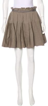 3.1 Phillip Lim Pleated Mini Skirt