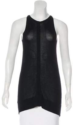Philosophy di Alberta Ferretti Sleeveless Knit Tunic