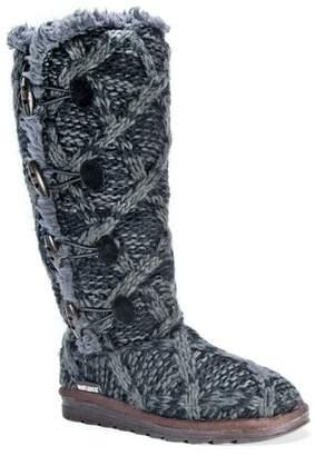 Muk Luks Felicity Faux Fur Lined Boot