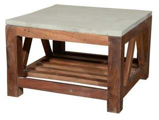 Home and Garden Direct End Table Home and Garden Direct