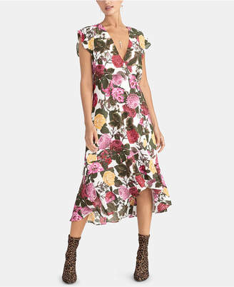 Rachel Roy Peyton Printed High-Low Hem Dress, Created for Macy's