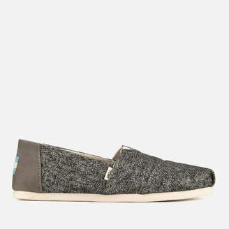 2f2cd2b73e1 Toms Women s Birch Technical Knit Alpargata Espadrilles