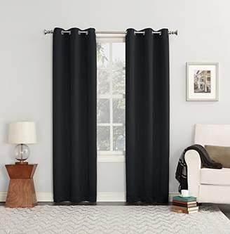 Sun Zero Easton Blackout Energy Efficient Curtain Panel