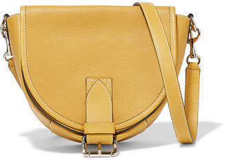 J.W.Anderson Bike Small Smooth And Textured-leather Shoulder Bag - Yellow