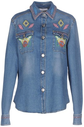 Moschino Denim outerwear - Item 42622933WG
