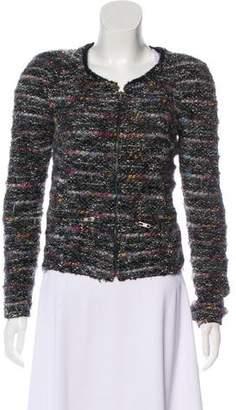 Etoile Isabel Marant Long Sleeve Virgin Wool Jacket