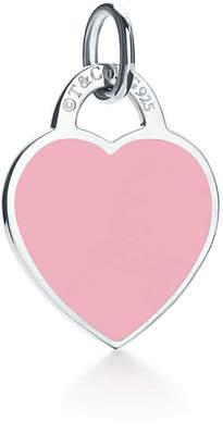 Tiffany & Co. Return to TiffanyTM heart tag charm