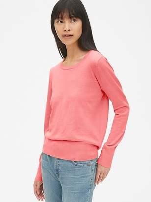 Gap Crewneck Pullover Sweater in Merino Wool