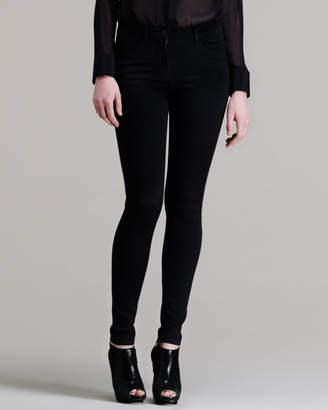 Alexander Wang High-Waisted Stretch Skinny Jeans