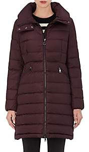 Moncler Women's Flammette Puffer Coat - Burgundy