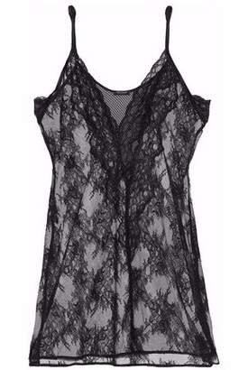 Heidi Klum Intimates Corded Lace Chemise