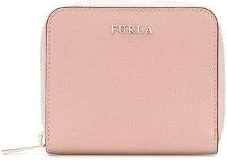 Furla Babylon zip around wallet