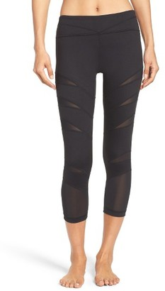 Women's Zella Flash Crop Leggings $59 thestylecure.com