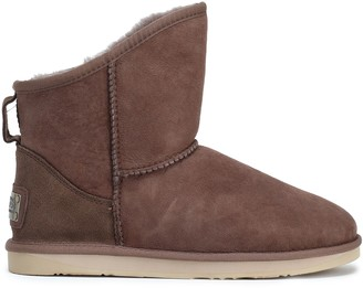 5b04d02855c Light Grey Ankle Boots - ShopStyle UK