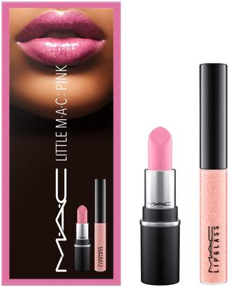 M·A·C MAC Cosmetics MAC Little MAC Pink Lip Duo