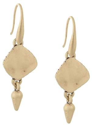 The Sak Double Drop Earrings