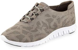 Cole Haan ZeroGrand Perforated Trainer Sneaker