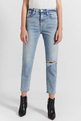 Current/Elliott Current Elliott Vintage Cropped Denim