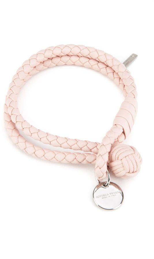 Bottega VenetaWoven Nappa Bracelet