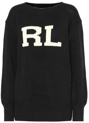 Polo Ralph Lauren Initials cotton sweater
