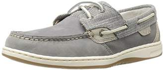 Sperry Women's Bluefish Sparkle Gry Boat Shoe