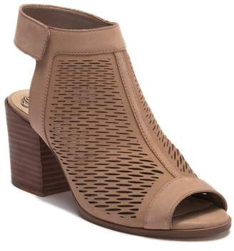 Vince Camuto Lavette Leather Block Heel Sandal (Women)