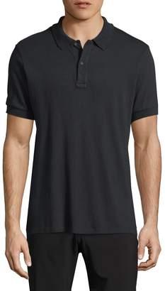 Save Khaki Men's Heavy Supima Cotton Polo