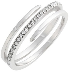 Women's Judith Jack Crystal Wrap Ring $50 thestylecure.com