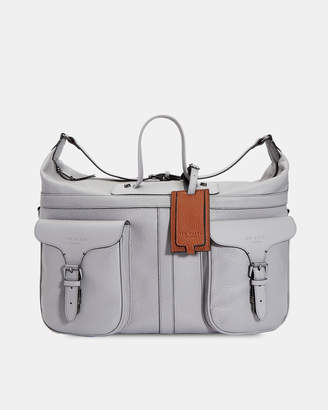 Ted Baker GANSU Fashion leather holdall 188dcf3c0ce79