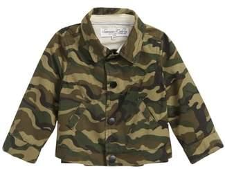 Sovereign Code Porter Camo Shirt