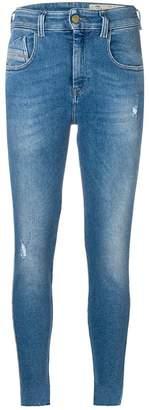 Diesel faded skinny jeans