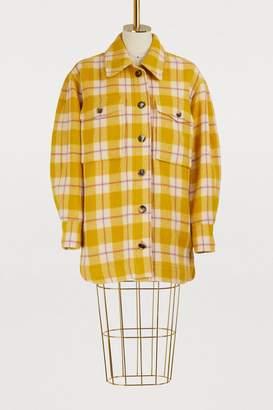 Isabel Marant Virgin wool Harvey jacket