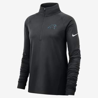 Nike Dri-FIT (NFL Panthers) Women's Long-Sleeve Top