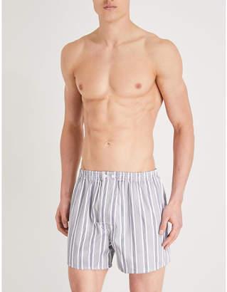 Derek Rose Dr clsc multi stripe wo boxers