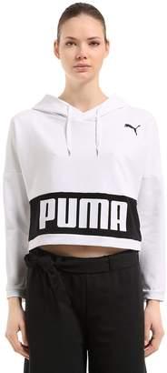 Puma Select Urban Sports Cropped Sweatshirt