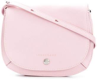 Longchamp flap shoulder bag