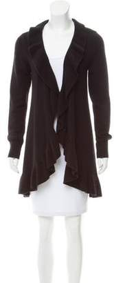 Saks Fifth Avenue Cashmere Open Front Cardigan