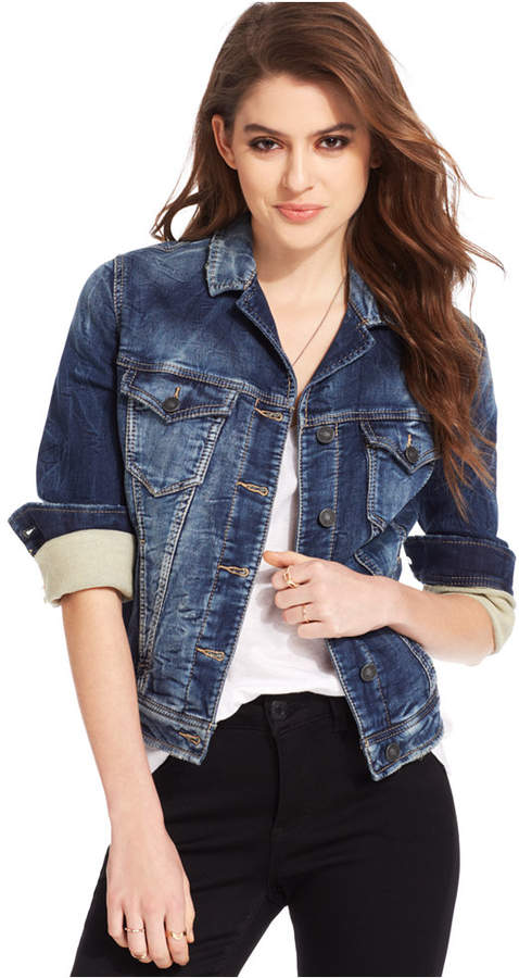 Jean Jacket Teen Girl - ShopStyle Australia