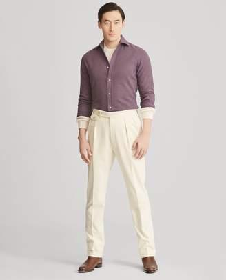 Ralph Lauren Brushed Melton Shirt