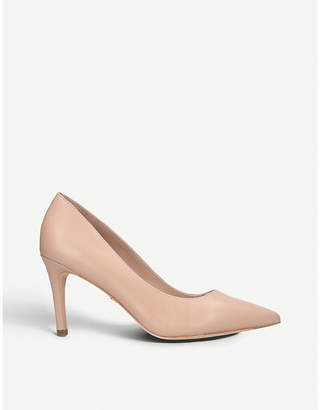 Kurt Geiger London Lowndes patent-leather court shoes