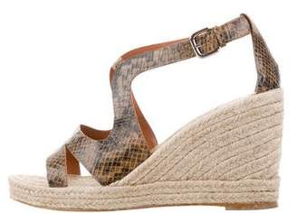 Stella McCartney Vegan Espadrille Wedges