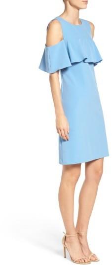 Women's Taylor Dresses Cold Shoulder Sheath Dress 2