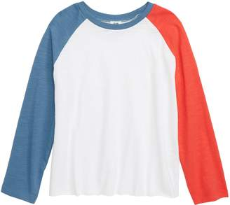 Stem Colorful Baseball T-Shirt