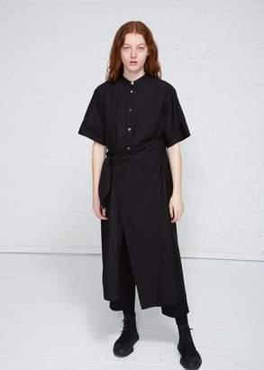 Yohji Yamamoto Y's by Asymmetry Shirt Dress