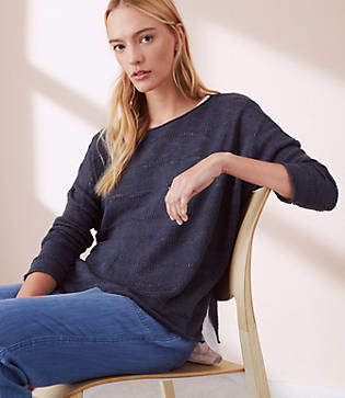 Lou & Grey Stitch Sweater