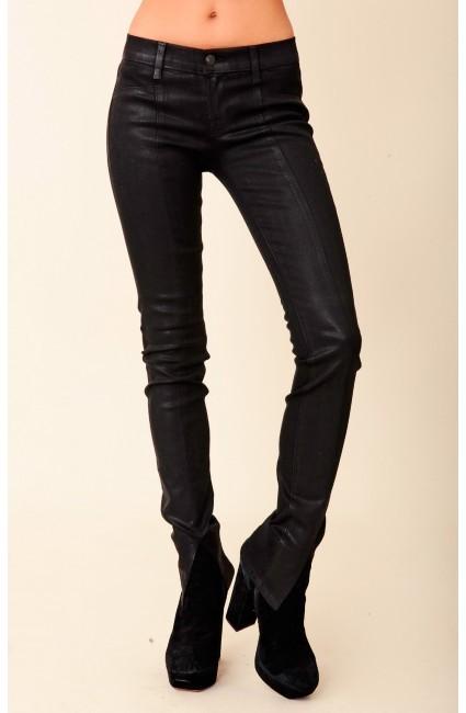 J Brand Vera Skinny Slit Jean