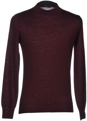 Vneck Turtlenecks